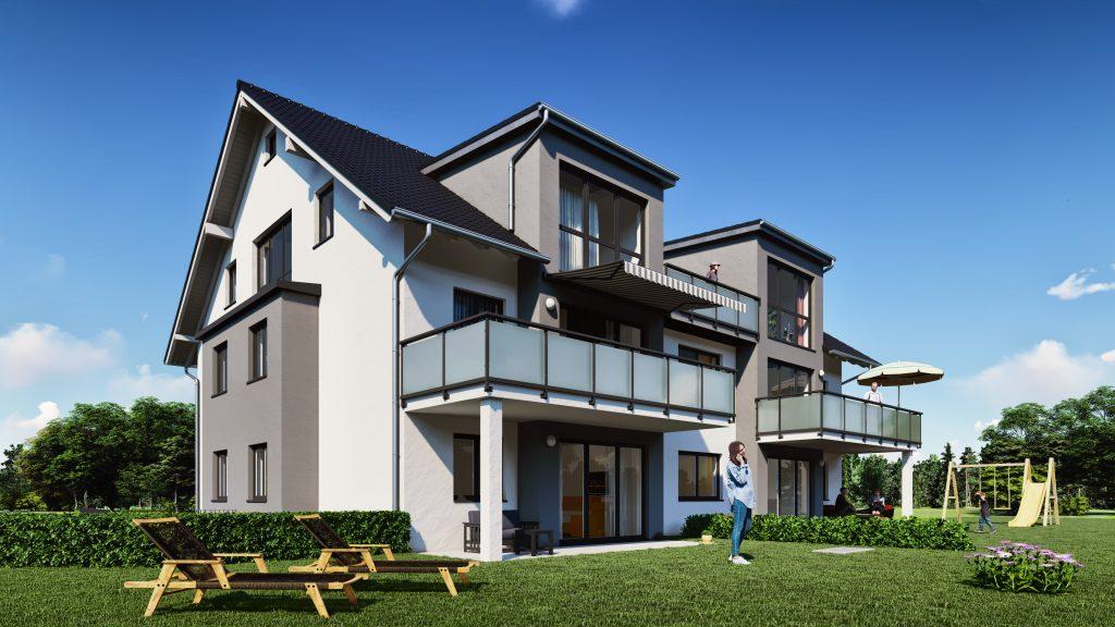 Mehrfamilienhaus Baden Baden